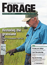 Progressive Forage Grower Issue 1 2014