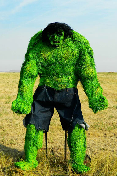 The Incredi-Bale Hulk