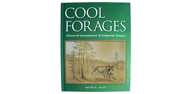 """Cool Forages"" book"