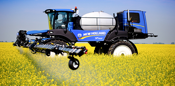 Guardian front-boom sprayer