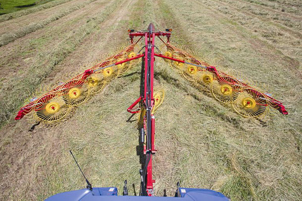 Ground-driven wheel rakes: Which is right for your operation