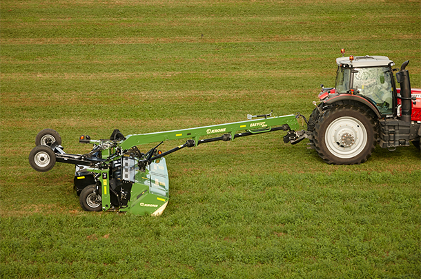 Krone EasyCut mower-conditioner