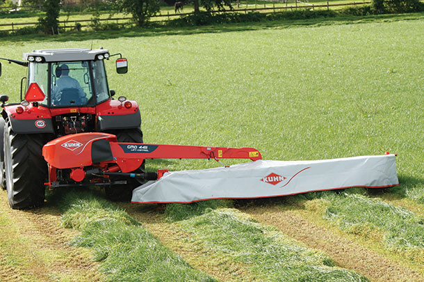 Kuhn GMD 11 Series