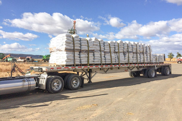 Alturas Ranches pellets