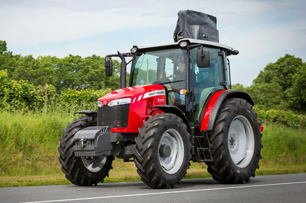Massey Ferguson 5700 Global Series tractor