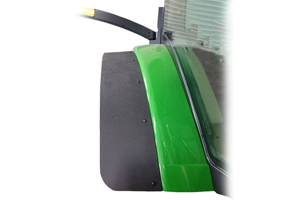 John Deere fender extension