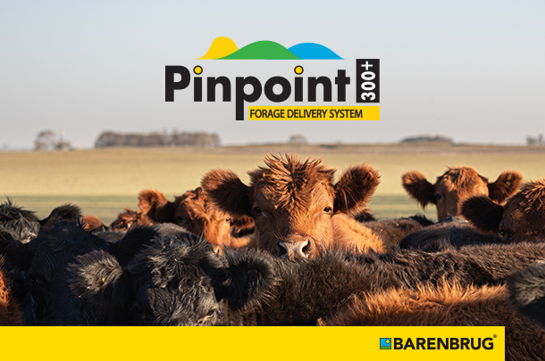 Pinpoint Forage Delivery System